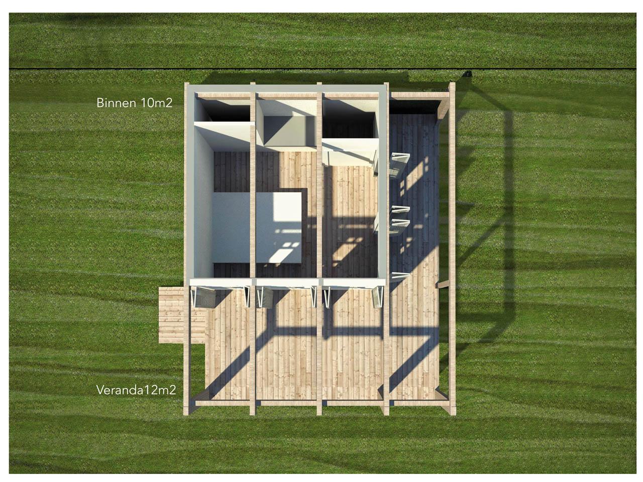 veranda 10m2 interesting interesting la veranda aluminium with extension cuisine veranda with. Black Bedroom Furniture Sets. Home Design Ideas