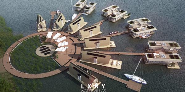 LXRY Water Villa Eco Ville 01 - kopie